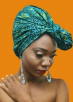 Cool Girl Headwrap