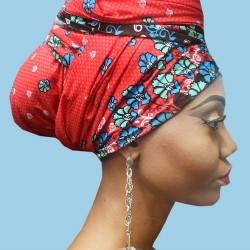 Lagos Sisi Headwrap